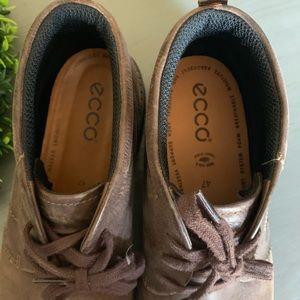 91745fe866bdc Shoes   Ecco Turn Gore Tex Chukka Tie Mens Sz 47   Poshmark